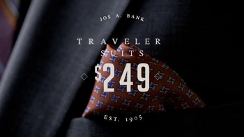 JoS. A. Bank Super Weekend Sale TV Spot, 'Travelers and Merino' - Thumbnail 2