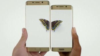 Samsung TV Spot, 'It's Not a Phone, It's a Galaxy: Dual-Edge Display' - 1336 commercial airings