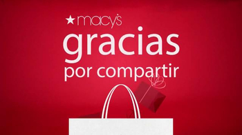 Macy's Evento de Gracias por Compartir TV Spot, '' [Spanish] - Thumbnail 2