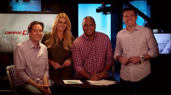 Campus Insiders TV Spot, 'Digital Destination for College Sports' - Thumbnail 6