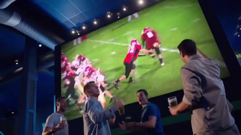 Dave and Buster's TV Spot, 'Winning Gameday' Featuring Matthew Berry - Thumbnail 3