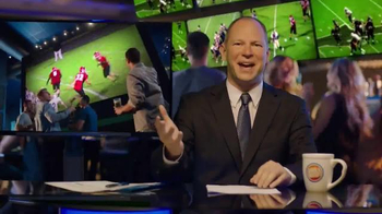 Dave and Buster's TV Spot, 'Winning Gameday' Featuring Matthew Berry - 895 commercial airings