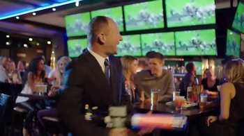 Dave and Buster's TV Spot, 'Winning Gameday' Featuring Matthew Berry - Thumbnail 7