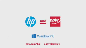 HP Elitebook 1020 TV Spot, 'Trapped in the Internet' Feat. Charles Barkley - Thumbnail 9