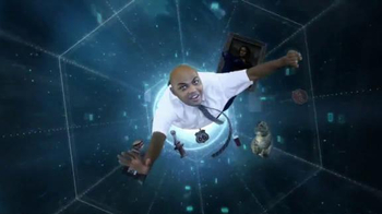 HP Elitebook 1020 TV Spot, 'Trapped in the Internet' Feat. Charles Barkley - Thumbnail 2
