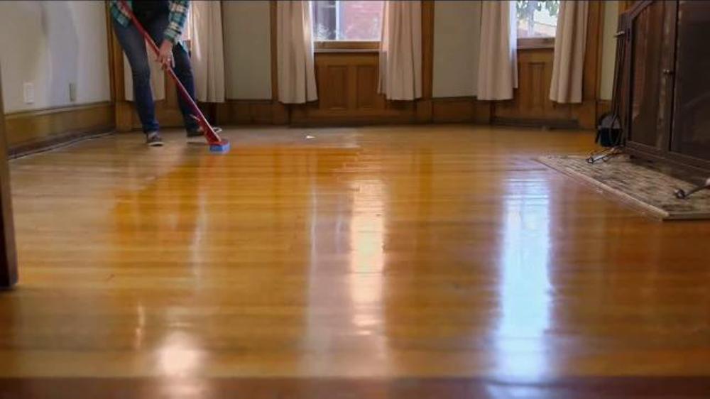 Scott's Liquid Gold Floor Restore TV Commercial, 'Tell Us Your Floor Story'