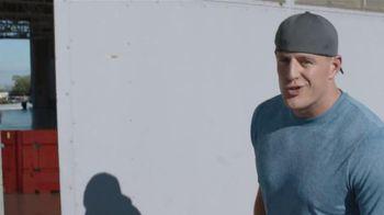 American Family Insurance TV Spot, 'Roller Derby Dreams' Feat. JJ Watt - Thumbnail 4