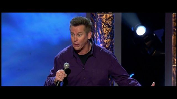Brian Regan Live TV Spot - 1 commercial airings