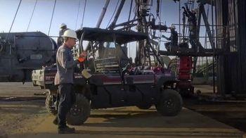 Kawasaki Mule Pro Series TV Spot, 'Jobs'