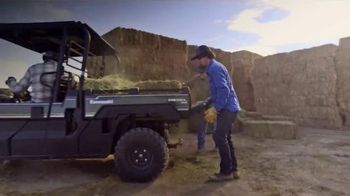 Kawasaki Mule Pro Series TV Spot, 'Jobs' - Thumbnail 5