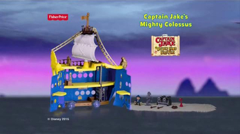 Captain Jake's Mighty Colossus TV Spot, 'Biggest and Fastest Ship' - Thumbnail 9
