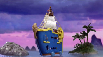 Captain Jake's Mighty Colossus TV Spot, 'Biggest and Fastest Ship' - Thumbnail 7