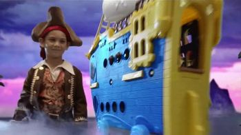 Captain Jake's Mighty Colossus TV Spot, 'Biggest and Fastest Ship'