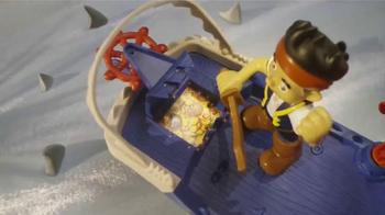 Jake and The Neverland Pirates Shark Attack Sea Ship TV Spot, 'Shark!' - Thumbnail 6