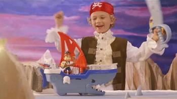 Jake and The Neverland Pirates Shark Attack Sea Ship TV Spot, 'Shark!' - Thumbnail 7