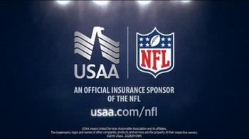 USAA TV Spot, 'Coach Ron Rivera Takes Risks: Quarterback Sneak' - Thumbnail 6