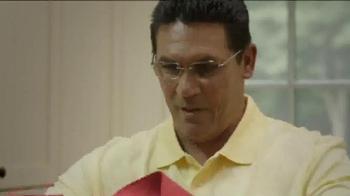 USAA TV Spot, 'Coach Ron Rivera Takes Risks: Quarterback Sneak' - Thumbnail 5