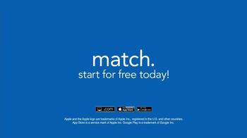 Match.com TV Spot, 'Lauren: Mr. Right' - Thumbnail 4