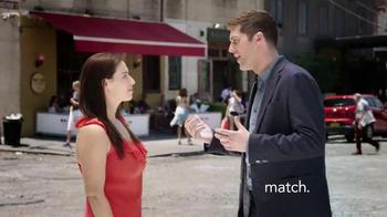 Match.com TV Spot, 'Lauren: Mr. Right' - Thumbnail 2