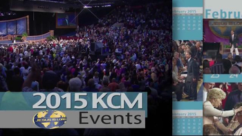 Kenneth Copeland Ministries TV Spot, 'KCM 2015 Events: October-November' - Thumbnail 1