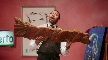 Oberto Chicken Strips TV Spot, 'It's About Time' Featuring Stephen A. Smith