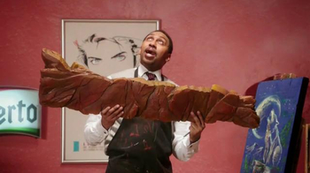 Oberto Chicken Strips TV Spot, 'It's About Time' Featuring Stephen A. Smith - 155 commercial airings