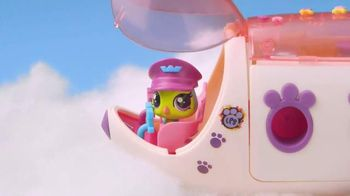 Littlest Pet Shop Pet Jet TV Spot, 'First Class Seats'