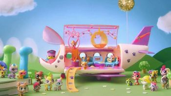 Littlest Pet Shop Pet Jet TV Spot, 'First Class Seats' - Thumbnail 5