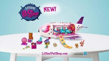 Littlest Pet Shop Pet Jet TV Spot, 'First Class Seats' - Thumbnail 7