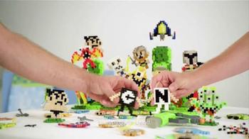 Qixels TV Spot, 'Cartoon Network' - Thumbnail 4