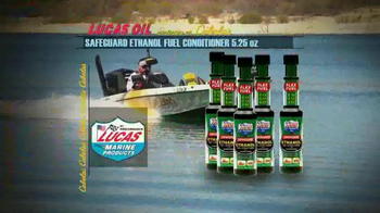 Lucas Oil Safeguard Ethanol Fuel Conditioner TV Spot, 'Marine Application' - Thumbnail 1