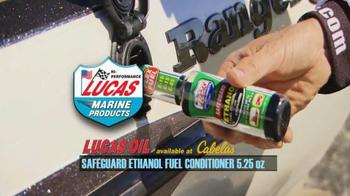 Lucas Oil Safeguard Ethanol Fuel Conditioner TV Spot, 'Marine Application' - Thumbnail 8