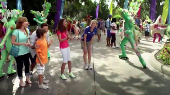 Summer Bay Orlando TV Spot, 'Family Fun at the Park and Beach' - Thumbnail 1