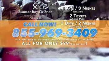 Summer Bay Orlando TV Spot, 'Family Fun at the Park and Beach' - Thumbnail 10
