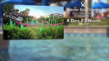 Summer Bay Orlando TV Spot, 'Family Fun at the Park and Beach' - Thumbnail 3