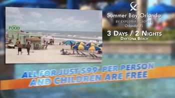 Summer Bay Orlando TV Spot, 'Family Fun at the Park and Beach' - Thumbnail 4