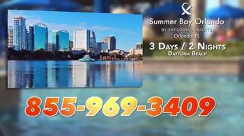Summer Bay Orlando TV Spot, 'Family Fun at the Park and Beach' - Thumbnail 5
