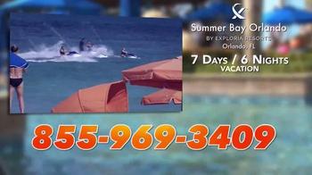 Summer Bay Orlando TV Spot, 'Family Fun at the Park and Beach' - Thumbnail 6