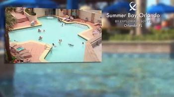 Summer Bay Orlando TV Spot, 'Family Fun at the Park and Beach' - Thumbnail 7