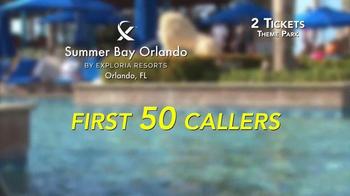 Summer Bay Orlando TV Spot, 'Family Fun at the Park and Beach' - Thumbnail 8