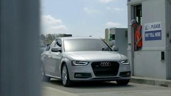 2015 Audi A4 TV Spot, 'Toll Booth' - Thumbnail 1