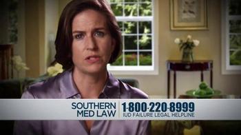 Southern Med Law TV Spot, 'IUD' - Thumbnail 5
