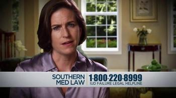 Southern Med Law TV Spot, 'IUD' - Thumbnail 6