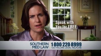 Southern Med Law TV Spot, 'IUD' - Thumbnail 7