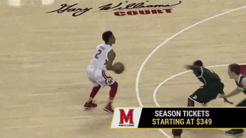 University of Maryland Basketball TV Spot, 'Pack the House' - Thumbnail 1