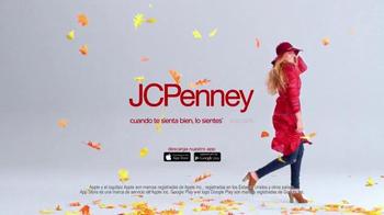 JCPenney Venta del Súper Sábado TV Spot, 'Ahorros de otoño' [Spanish] - Thumbnail 9