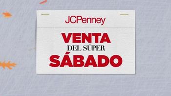 JCPenney Venta del Súper Sábado TV Spot, 'Ahorros de otoño' [Spanish] - Thumbnail 2