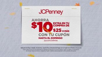 JCPenney Venta del Súper Sábado TV Spot, 'Ahorros de otoño' [Spanish] - Thumbnail 3