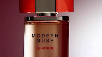 Macy's Beauty Scene TV Spot, 'Estee Lauder Modern Muse Le Rouge' - Thumbnail 5
