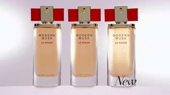 Macy's Beauty Scene TV Spot, 'Estee Lauder Modern Muse Le Rouge' - Thumbnail 7